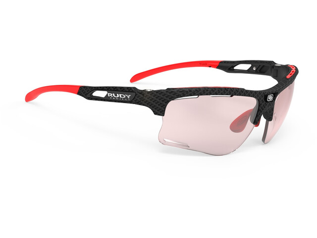 Rudy Project Keyblade Lunettes, carbonium/impactX 2 photochromic red